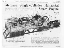 Hobby Costruzioni Meccano Supermodels 11 Single Cylinder Horizontal Engine - DVD