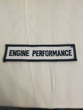 Mechanic Engine Performance Ford Chevy Dodge Patch Iron On