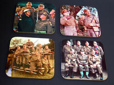 Dads Army Colour Great New COASTER Set