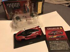 Ferrari Kyosho 1/64 Fxx K Serie 12 Rouge