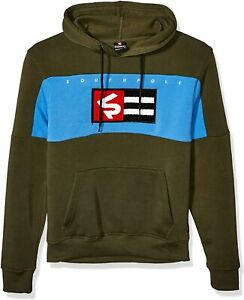 Full-Zip, Pullover Southpole Men/'s Tech Fleece Hooded Tops Choose SZ//Color