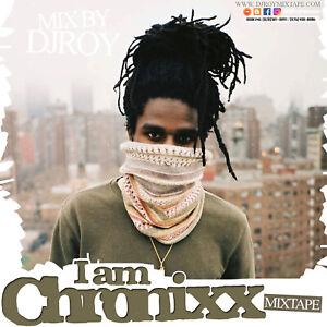 I AM CHRONIXX DJ ROY MIX