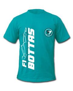 F1 Valtteri Bottas 77 Grand Prix Formula 1 Racing Driver T-Shirt