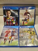 FIFA Game Lot 14 - 17 (Sony Playstation 4, PS4)