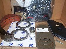 5R55E Super Master Rebuild Kit W- Steel Filter 2 Carbon Flex Bands 1997-On 5R44E