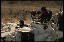 180006 Armored Vehicle Gunner Somalia A4 Foto Impresión