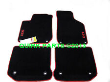 00-05 VW Volkswagen GTI R32 MK4 Carpeted MojoMats Set of 4 GENUINE OEM BRAND NEW