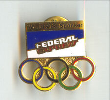 FedEx Federal Express Airlines Olympic Badge