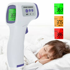 Infrarot Fieberthermometer Digital LCD Thermometer Stirnthermometer kontaktlos