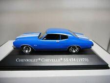CHEVROLET CHEVELLE SS 454 1970 AMERICAN CARS ALTAYA IXO 1:43