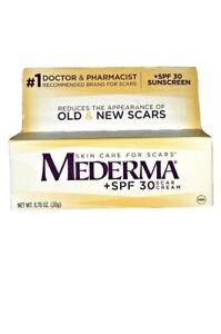 Mederma SPF 30 Scar Reducer Cream - 0.7 oz