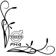 VOLVO FH4 Side Window Decals Stickers x 2