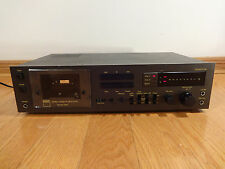 NAD 6150C Stereo Cassette Deck Recorder Sendust Head MPX 1981 Japan AS-IS To FIX