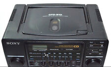 Vintage Sony Cfd-510 Cd Cassette Tape Radio Boom Box Stereo Works / Parts Repair