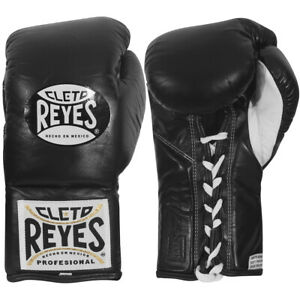 Cleto Reyes Official Lace Up Competition Boxing Gloves