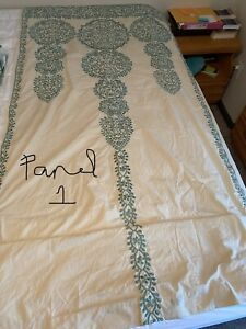 Updated 10/22 Please Read! 4 Anthropologie Marrakech Embroidered Curtains 42x96