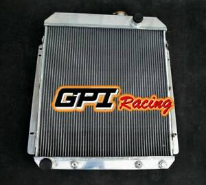3 ROW FOR 1954-1956 BUICK SPECIAL/ Roadmaster /Century/Super/ ALUMINUM RADIATOR