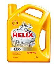 Shell 10W-40 Helix HX6 - 5 Liter 10W40 Motoröl, Pkw Oil, Motorenoil 10W40