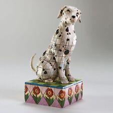 Jim Shore, 'Spot' Dalmation Dog Figurine, New In Box, 4004850