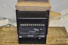 TRC TECHNOLOGY RESEARCH CORP VOLTAGE REGULATOR 19890-002 NEW 30KW 400 Hz