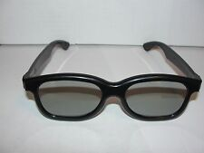 8f53c25bbac Real D 3D Glasses Video Movies Black Thick Frame 6