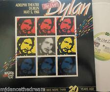 BOB DYLAN - Live Adelphi Theatre Dublin ~ GATEFOLD VINYL LP ITALIAN PRESS