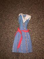 VGC Vintage Barbie/Sindy Dress 1980s Excellent Condition