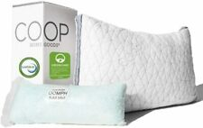 Coop Home Goods Eden Pillow with Cooling Gel and Shredded Memory Foam - KING