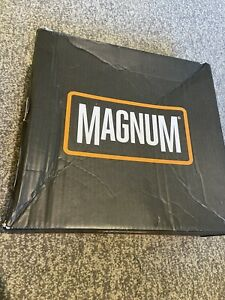Black Magnum Classic Mid Boots Size Uk5 Brand New