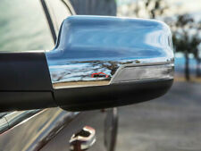 Fit 2009-2017 DODGE RAM 1500 Mirror Cover Full Covers W//O turning Light Style