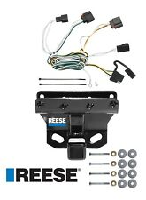 Reese Trailer Tow Hitch For 07-10 Jeep Grand Cherokee w/ Wiring Harness Kit