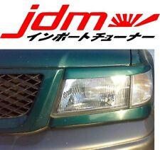 Subaru Forester Eyebrows Eyelids EyeLine SF Unpainted 1997-1999 2 pcs Preface
