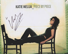 Katie Melua HAND SIGNED 8x10 Photo Autograph, Nine Million Bicycles (F)