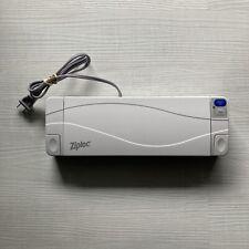 Ziploc V110 Vacuum Sealer Open storage Fast seal Food Saver system (TESTED)