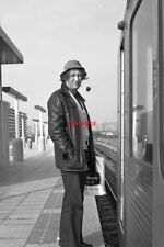 PHOTO  NETHERLANDS AMSTERDAM TRAIN 1978 GAASPERPLAS GVBA C KNIGHT BY TRAIN