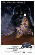 Star Wars Película Póster 1977 enorme cartel de impresión de arte llfgz 0011