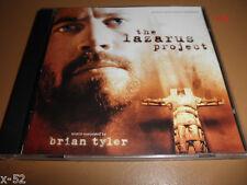 PAUL WALKER the LAZARUS project CD soundtrack BRIAN TYLER score OST