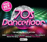 Various Artists : 70s Dancefloor CD Box Set 5 discs (2017) ***NEW*** Great Value