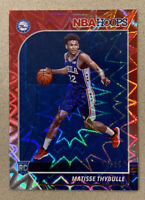 🚀📈2019-20 Panini Hoops MATISSE THYBULLE Red Explosion Holo Prizm 14/15 RARE