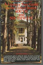 A Literary Tour Guide to the United States South and Southwest by Rita Stein
