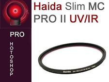 Nuevo: haida Pro II slim UV digital mc UV/IR filtro 82mm