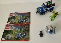 LEGO Jurassic World 75916 Dilophosaurus Ambush Retired With Instructions No Box