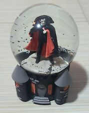 classic gothic vampire Dracula snow globe