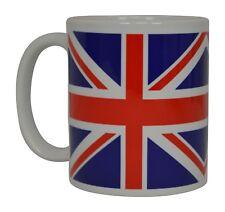 Best Funny Coffee Mug Tea Cup Gift Novelty UK Union Jack British Flag Engla