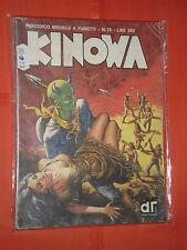 KINOWA FORMATO BONELLI -N° 13 - DEL 1976-EDITORIALE DARDO FUMETTI -ORIGINALE