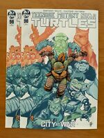 Teenage Mutant Ninja Turtles TMNT #98 1:10 Michael Dialynas Variant IDW 2019 NM