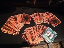 Lotto 143 Carte YO-GI-OH ! di Cui Molte rare