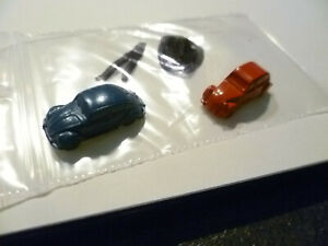Märklin PKW Sets. VW Käfer und ENTE Metallguss