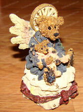 The Guardian Trinket Box (Boyds Bears & Friends, 2266) 1995 Bearstone Angelic