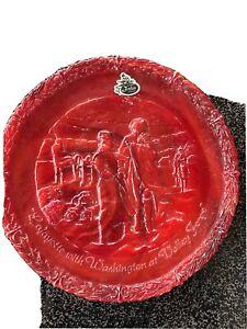 Fenton Glass Collector Plate